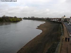 The Thames at Barnes