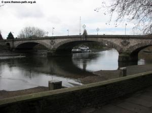 Kew Road Bridge
