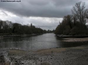The Thames at Isleworth
