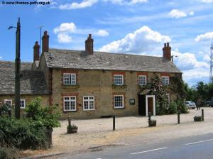 The Trout Inn, Tadpole Bridge