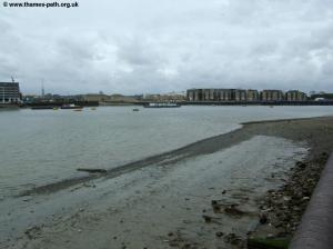 The Thames and Deptford Creek