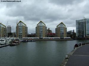 Limehouse Basin