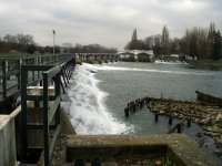 Teddington Weir