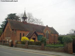Bourne End Church