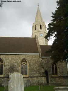 Datchet Church