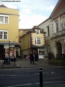 The Crooked House Tea Room Windsor